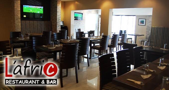 L'afric Restaurant and Bar