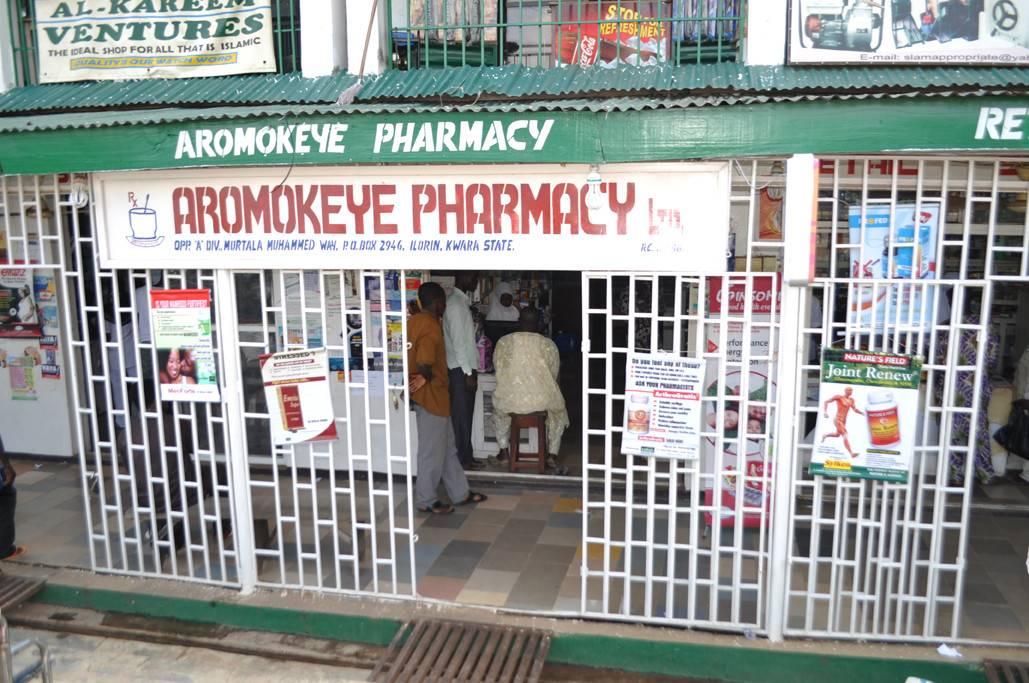 Aromokeye Pharmacy