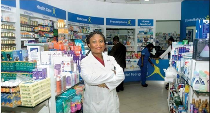 Healthplus Pharmacy, Commercial Avenue