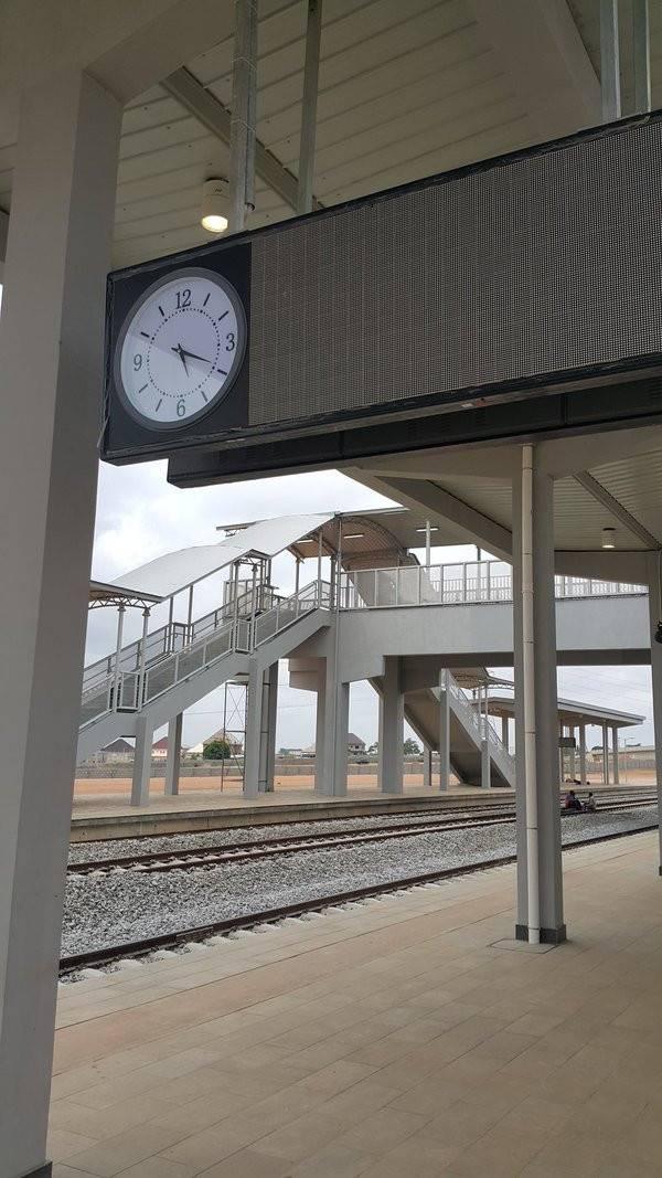 Kubwa Terminal Station