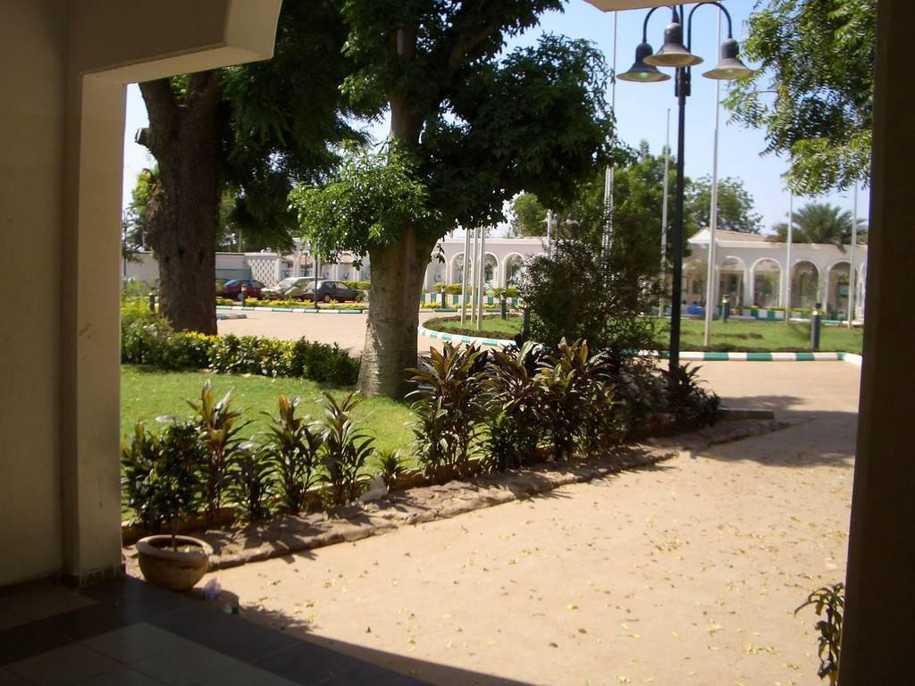Sultan of Sokoto Palace