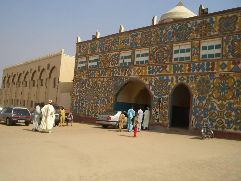 Emir of Zazzau Palace3