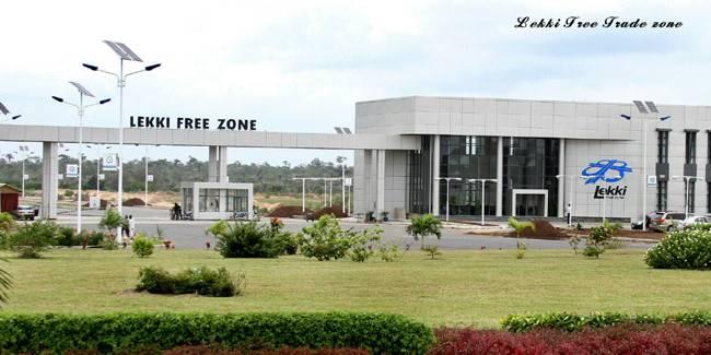Lekki Free Trade Zone1