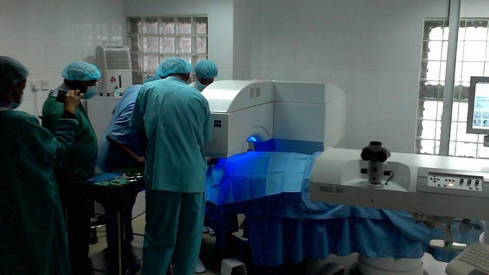 Eye Foundation Hospital, Abuja
