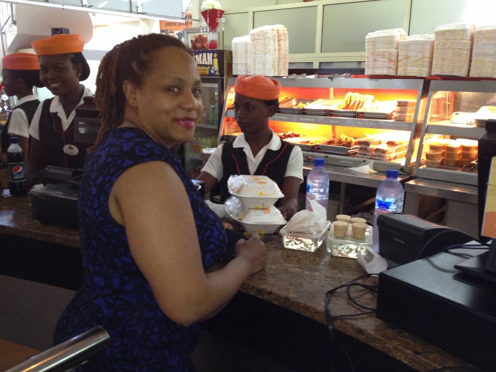 Tastee Fried Chicken, Lagos Island