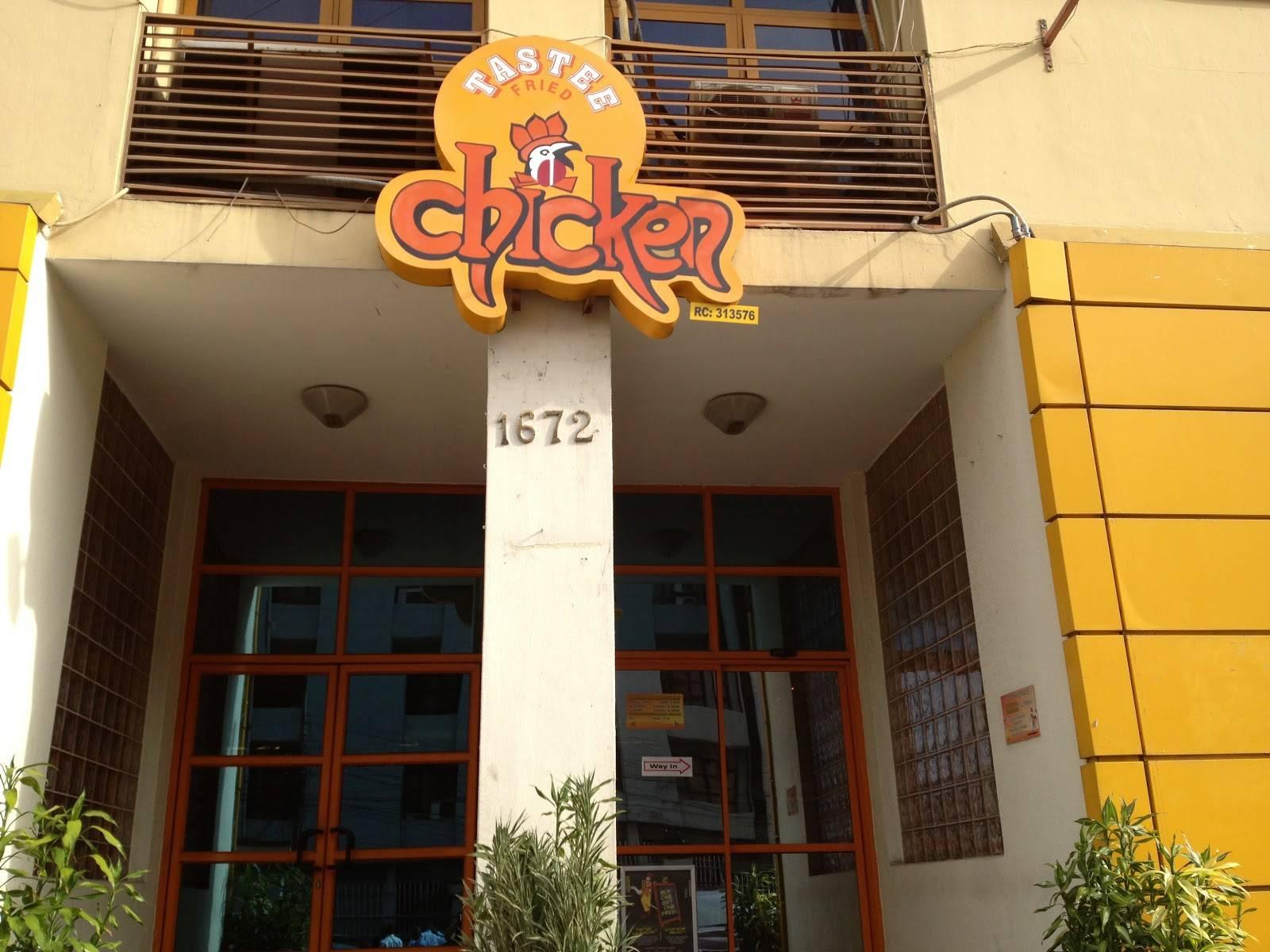 Tastee Fried Chicken, Lagos Island1