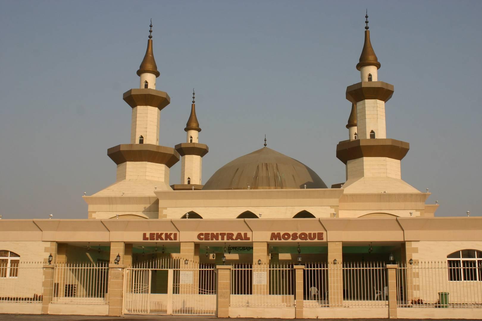 Lekki Central Mosque