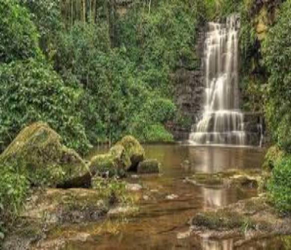 Kwa falls