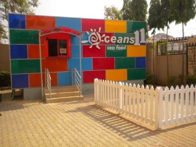 Ocean 11 Restaurant