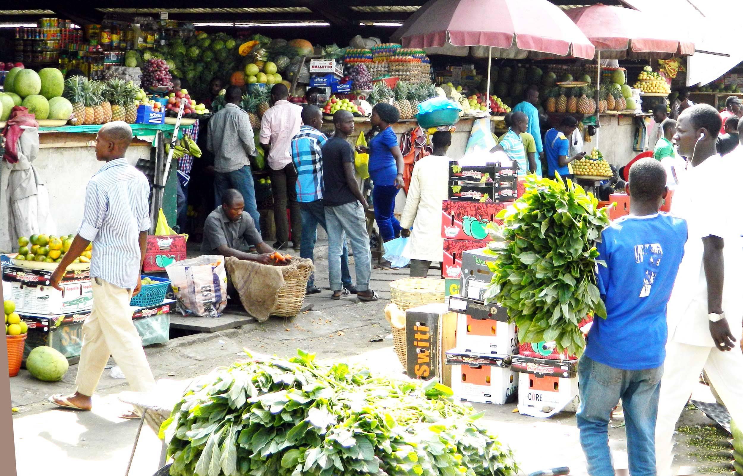 Wuse Market