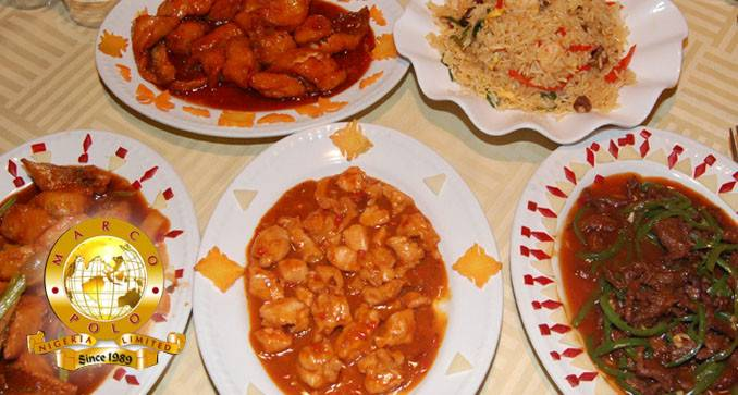 Marcopolo Oriental Cuisine, Victoria Island