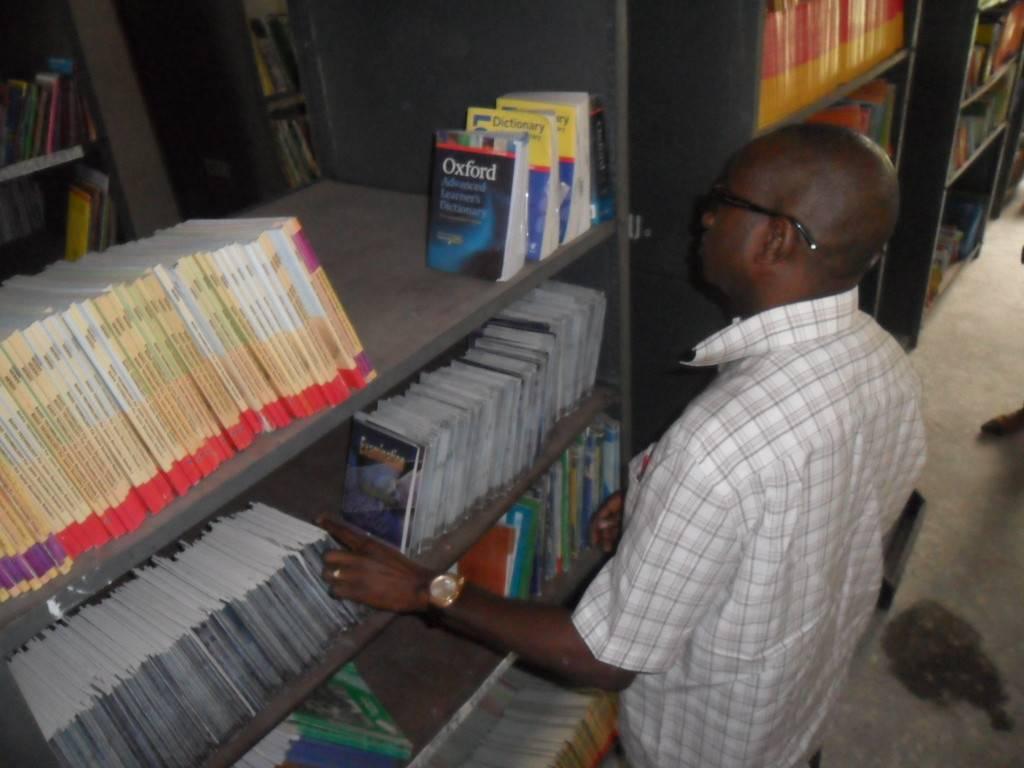 Main Library Calabar