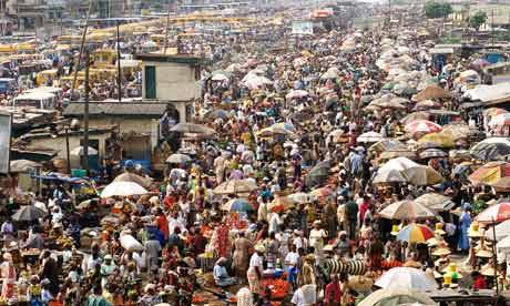Isheri Retail Market