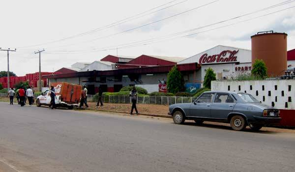 Nigerian Bottling Company Plc