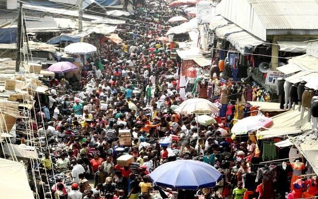Mile 12 Market