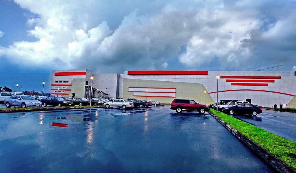 Ibom Tropicana Entertainment Centre1