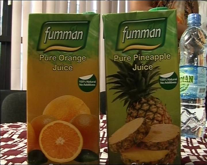 Fumman Juice
