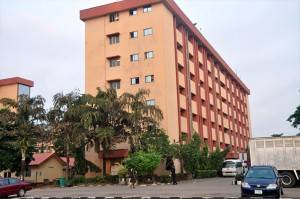 Ministry of Physical Planning and Urban Development, Ikeja