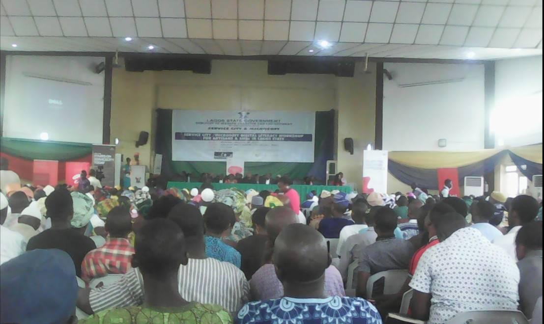 Adeyemi Bero Auditorium
