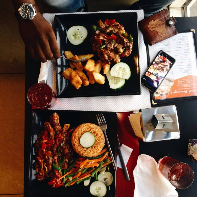 The Charcoal Grill Restaurant and Lounge