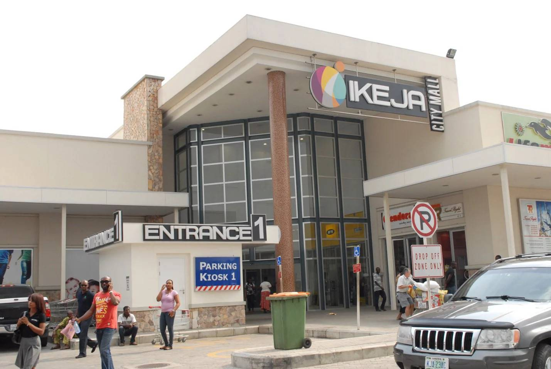Airtel Shop, Ikeja City Mall