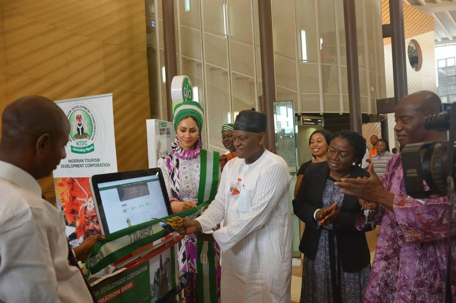 Nigerian Tourism Development Corporation, Ikeja