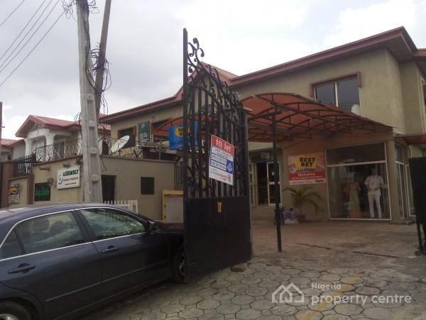 Magodo Plaza
