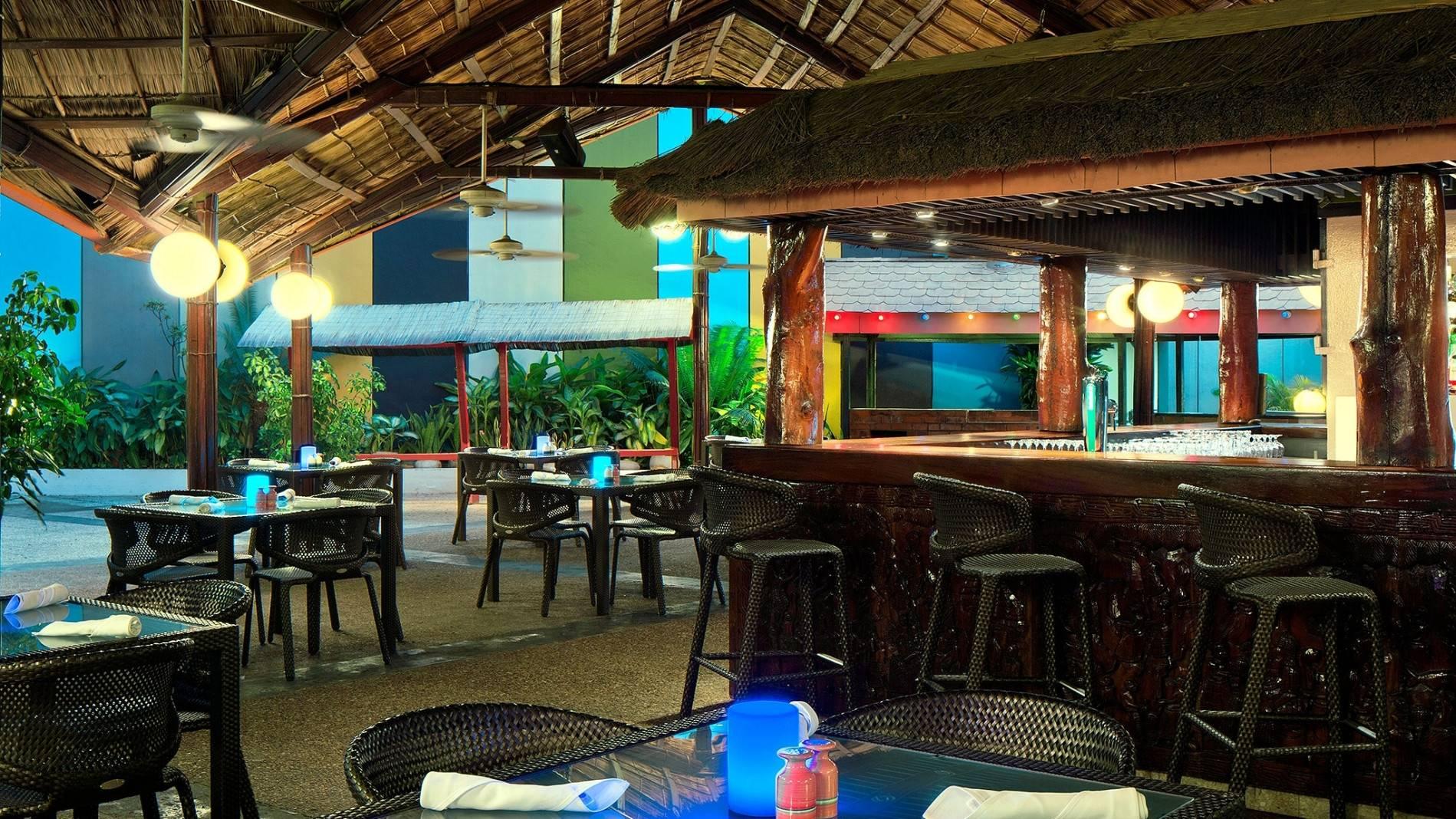 Pool Terrace Bar