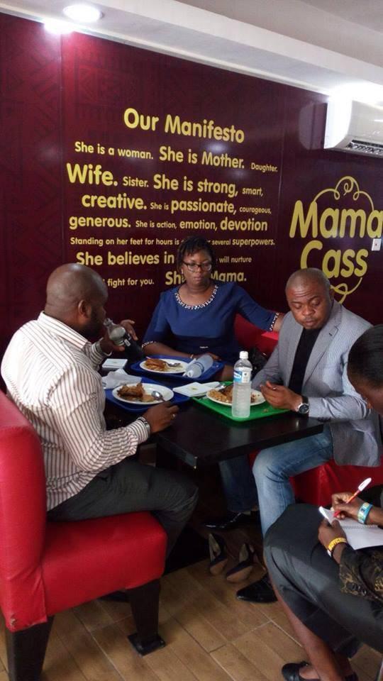 Mama Cass Restaurant, Agege