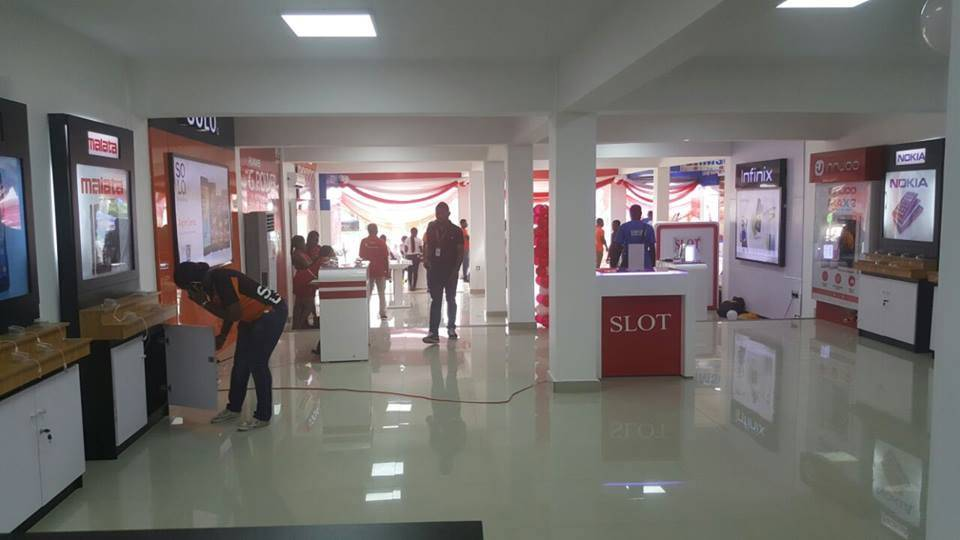 Slot, NDDC Road