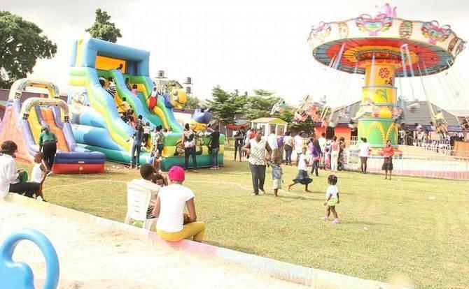 Funplex Park and Rides