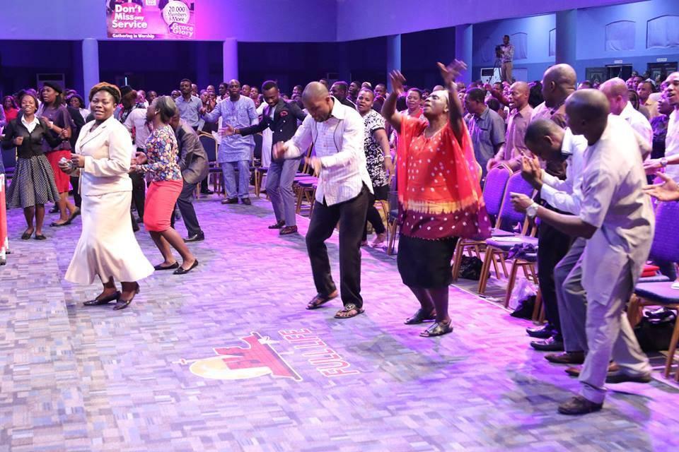 Full Life Christian Centre, Awolowo way