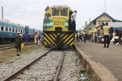 Offa Railway Station