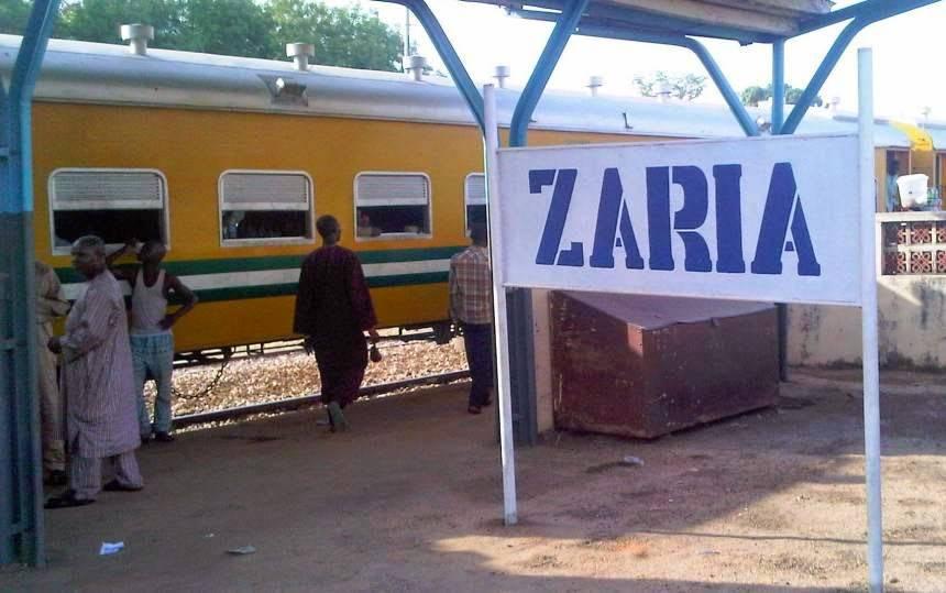 Zaria Railway Station