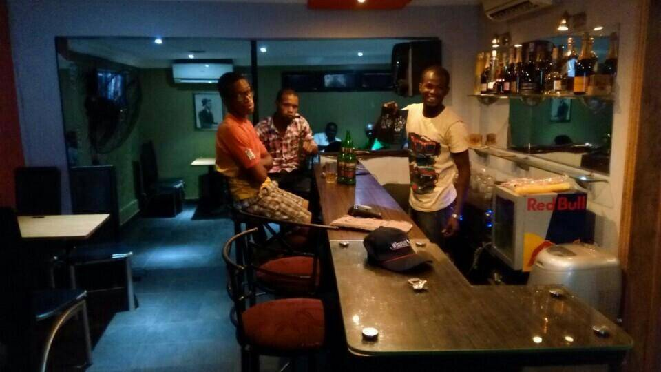 Bar Enclave