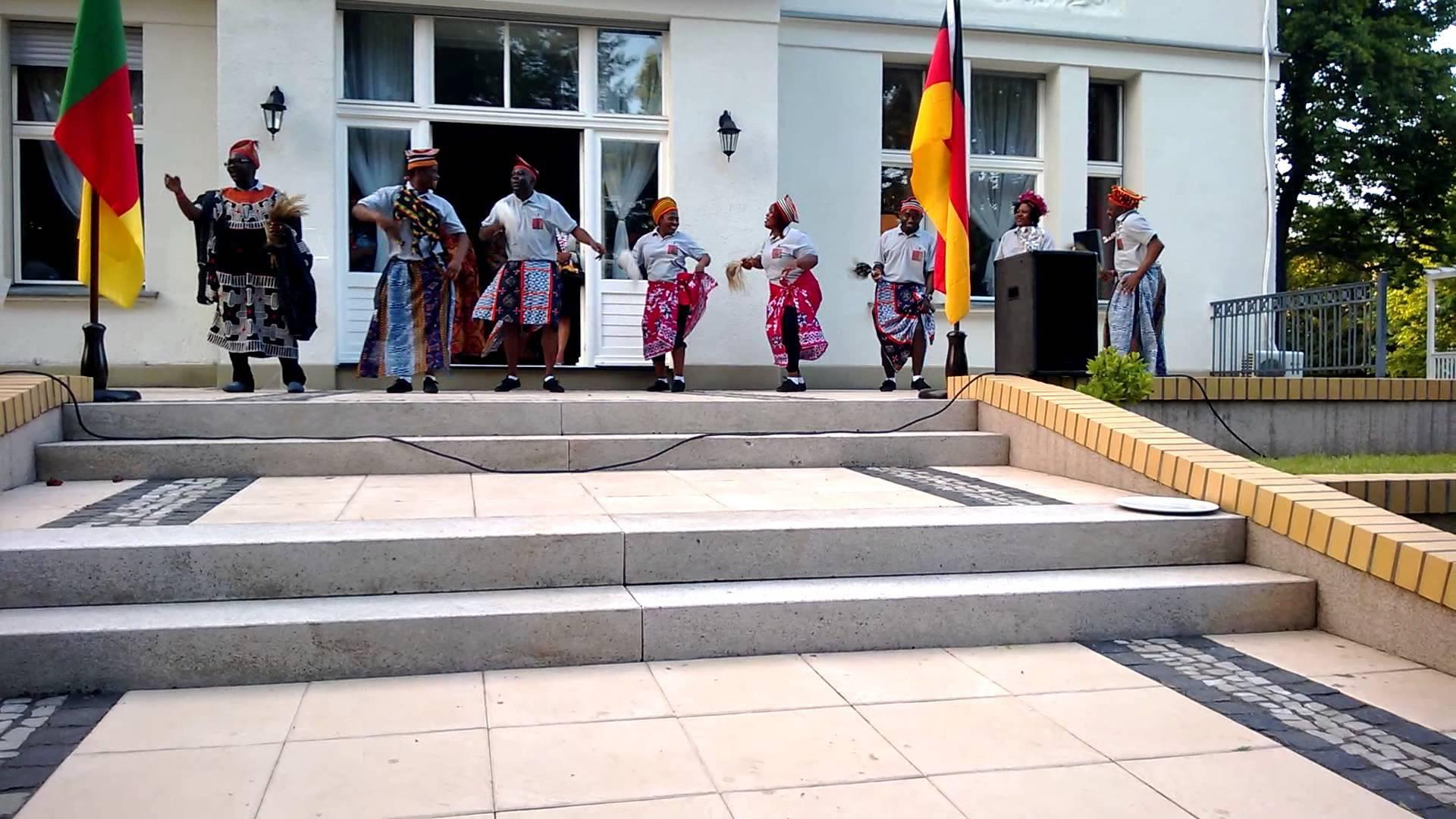 Cameroon Embassy, Victoria Island