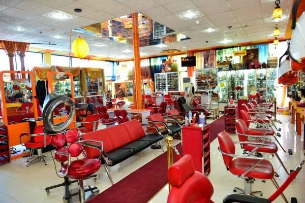 Bold and Beautiful Salon