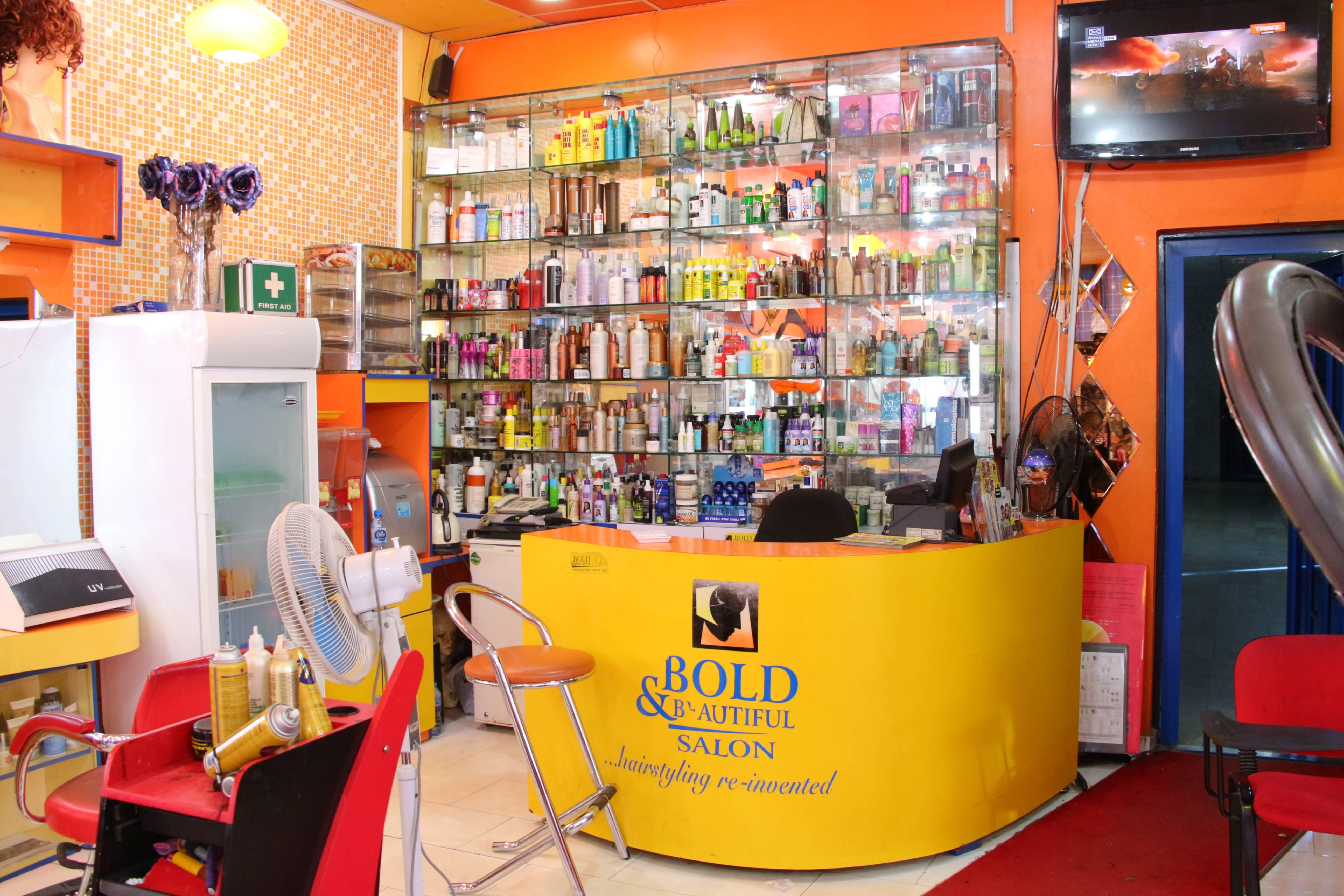 Bold and Beautiful Salon1