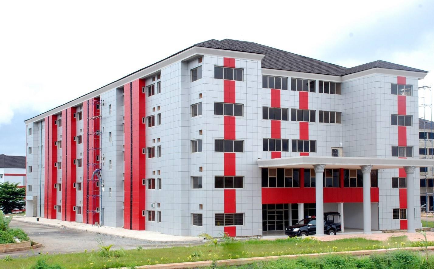 Abia State Government Secretariat