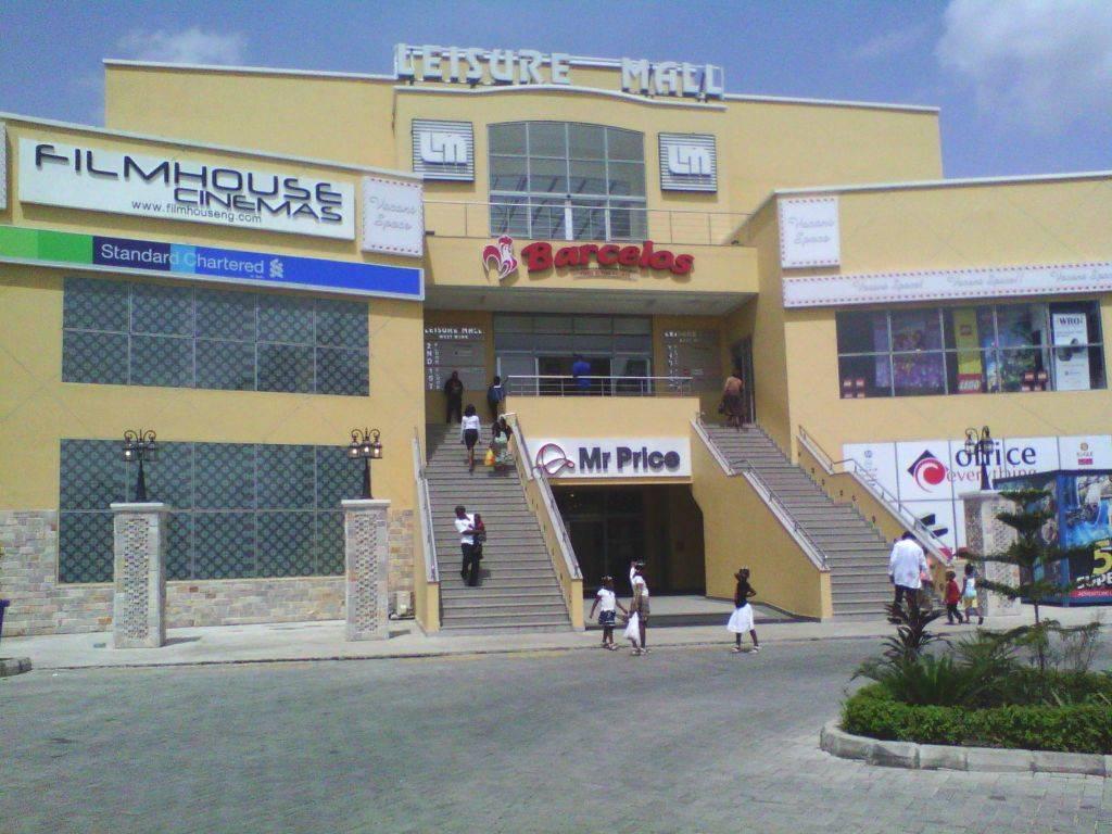 Leisure Mall