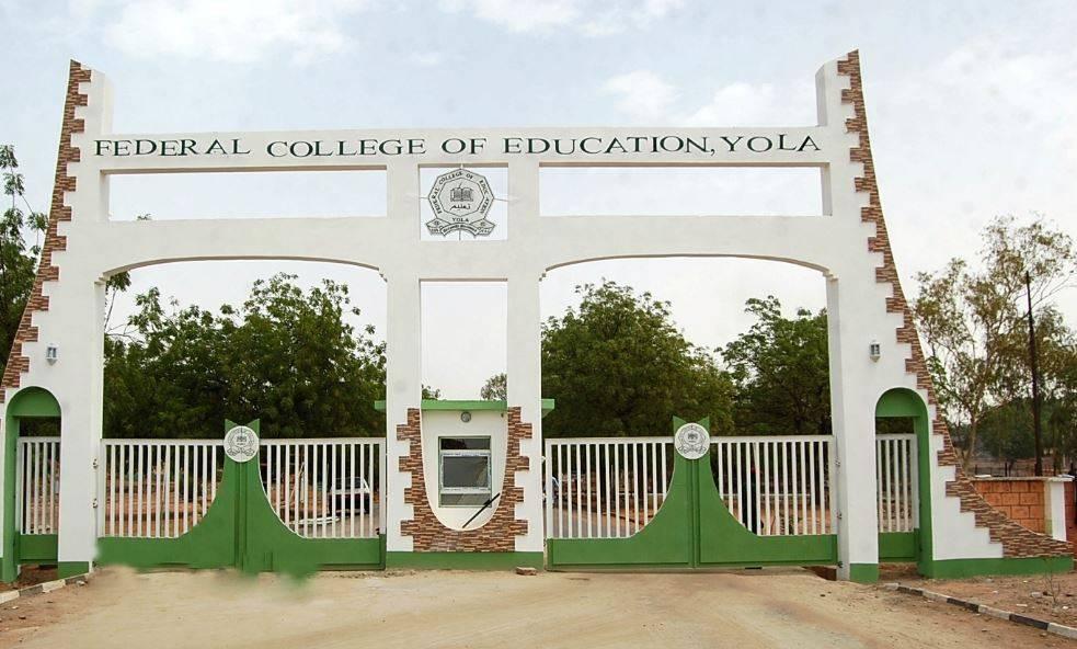 Federal College of Education, Yola1
