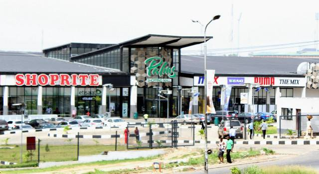 Palms Shopping Mall, Ibadan