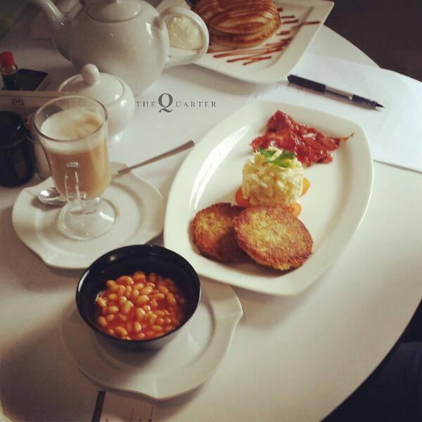The Quarter Cafe