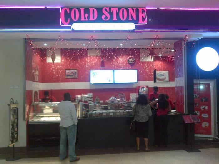 Cold Stone Creamery, Enugu1
