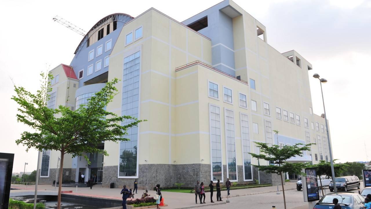 Silverbird Entertainment Center1