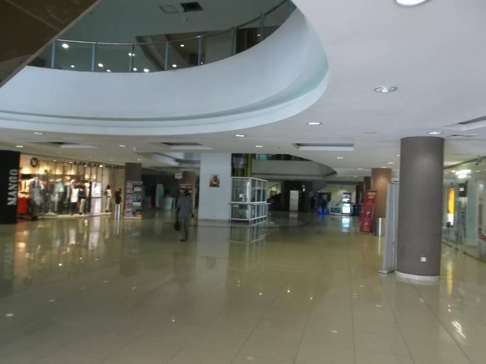 Silverbird Entertainment Center