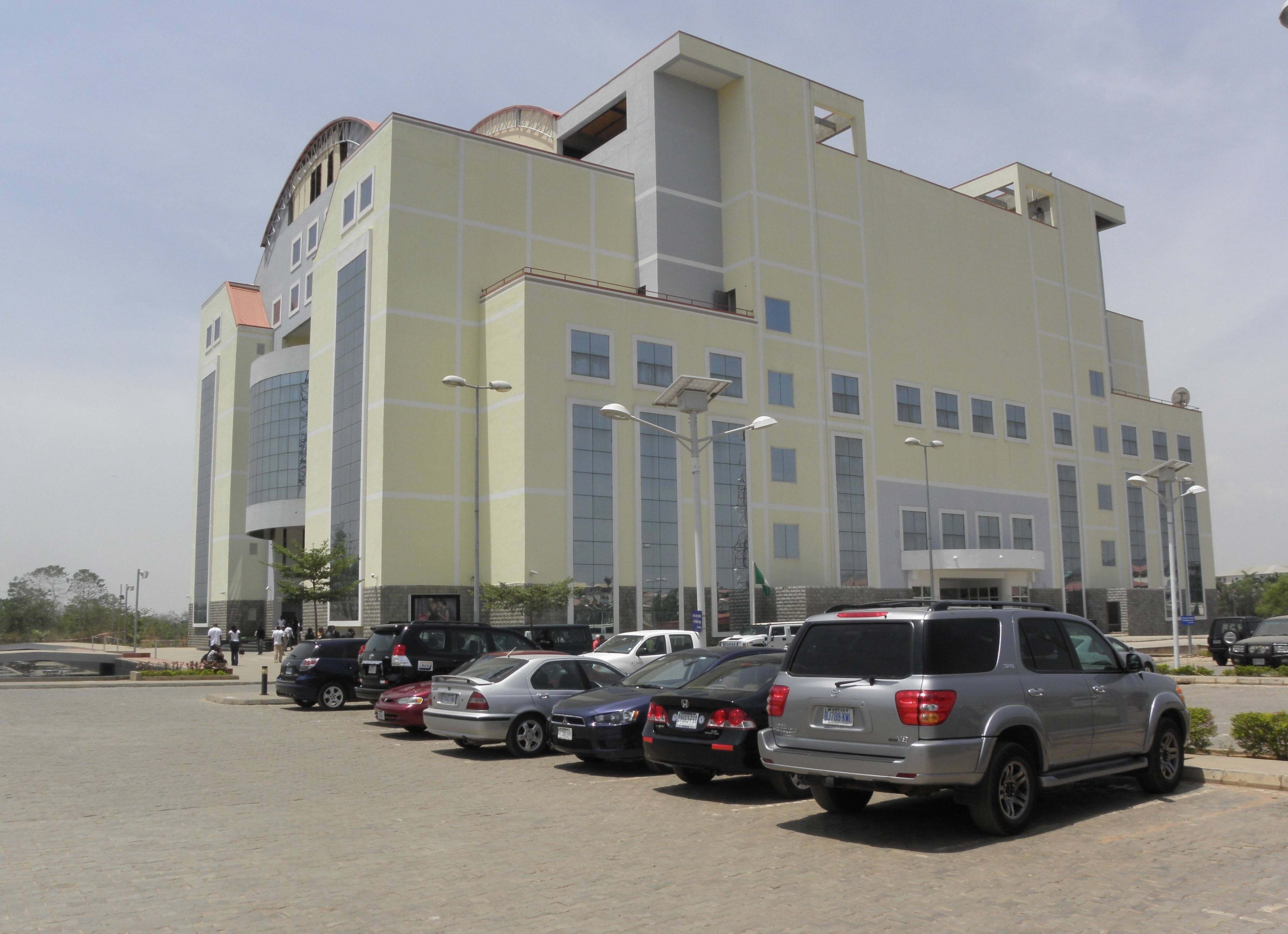 Silverbird Entertainment Center3