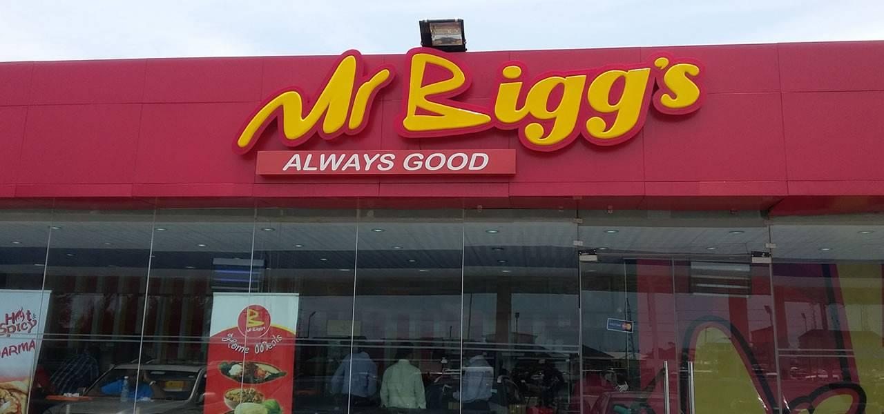 Mr Bigg's, Ifako