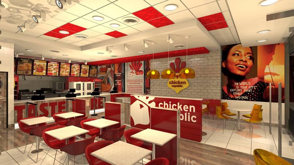 Chicken Republic, Victoria Island 2