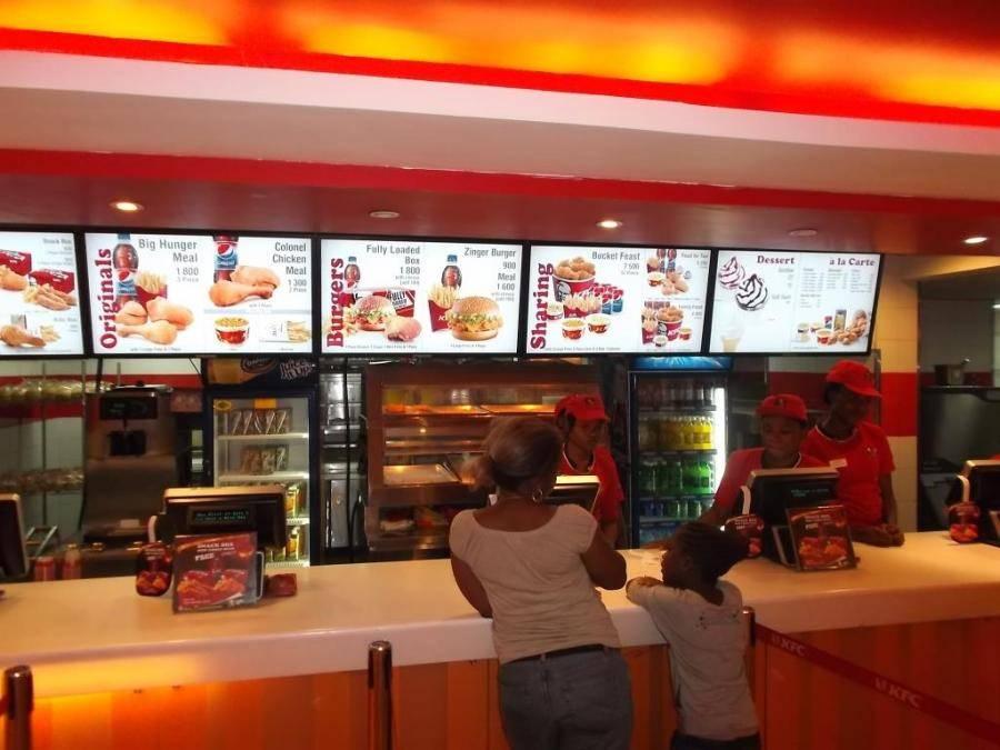 KFC, Victoria Island2